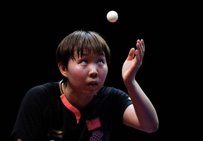朱雨玲直通赛夺冠为国乒留谜题 五大女将该舍谁?