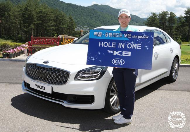 金旼宣夺取龙坪度假村公开赛领先 陈宇茹一杆进洞