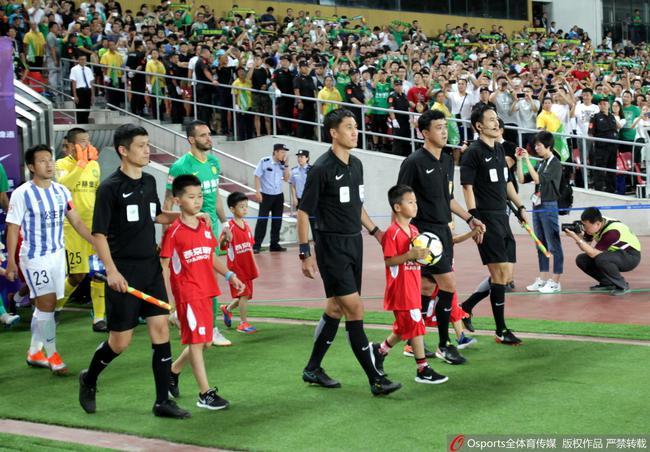 马宁王竞有望执法两赛区揭幕战 本土裁判竞争激烈