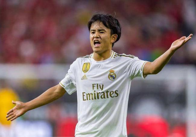 日本梅西想在皇马安静踢球:不喜欢国内对我吹捧