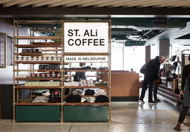 St Ali咖啡