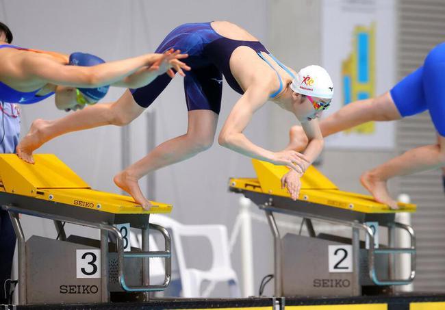 池江璃花子感恩喜欢游泳 享受第二次游泳人生
