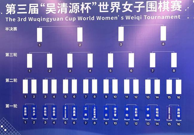 第三届吴清源杯世界女子围棋赛