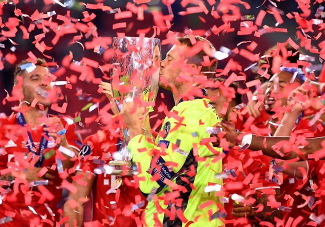 第45届欧洲超级杯拜仁vs塞维利亚