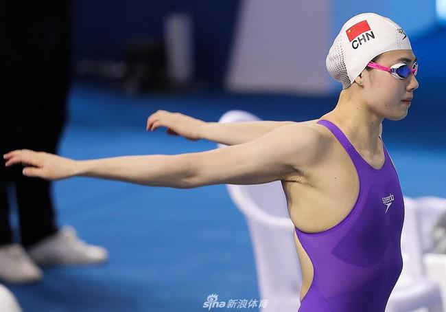 孙杨不在的日子里 她最可能成为中国游泳新旗手