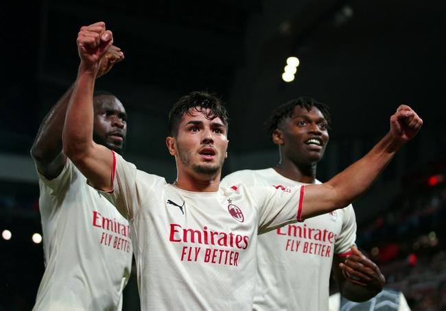 欧冠首战进球AC米兰15年来最年轻 迪亚斯:输球很生气