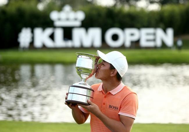 2018年荷兰公开赛冠军 吴阿顺