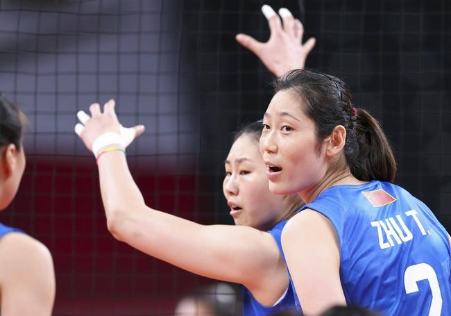 朱婷:手腕伤势影响很大 有的球疼得发不上力