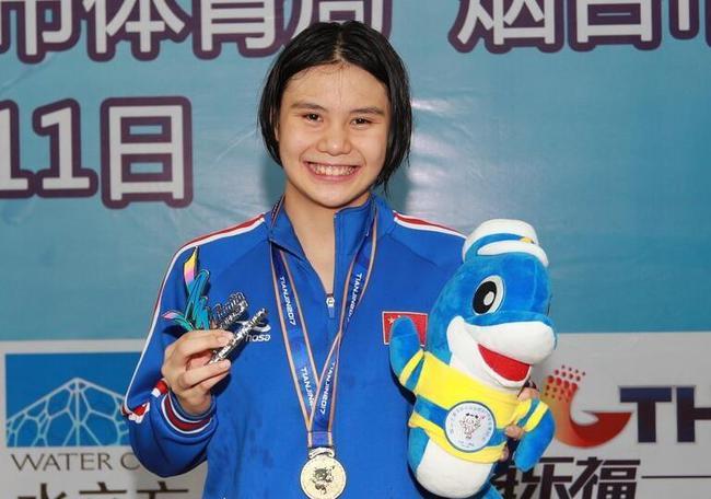 12岁全国冠军13岁世界亚军 现才16岁成绩掉头下滑