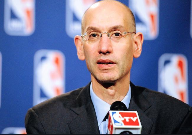 萧华:若复赛后出现多例感染 NBA将再次停赛