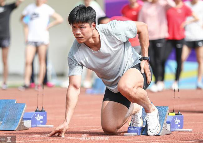 苏炳添今年百米破十成唯一亚洲人 东京奥运赛场可期待成绩……
