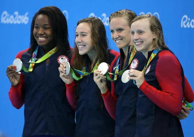 美国游泳一强项重大滑坡 中国队可以轻松击败她们