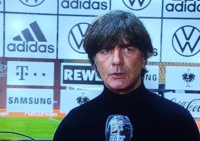 瞧德国这熊样!瓜帅都瓶颈了 勒夫还执迷不悟尬学