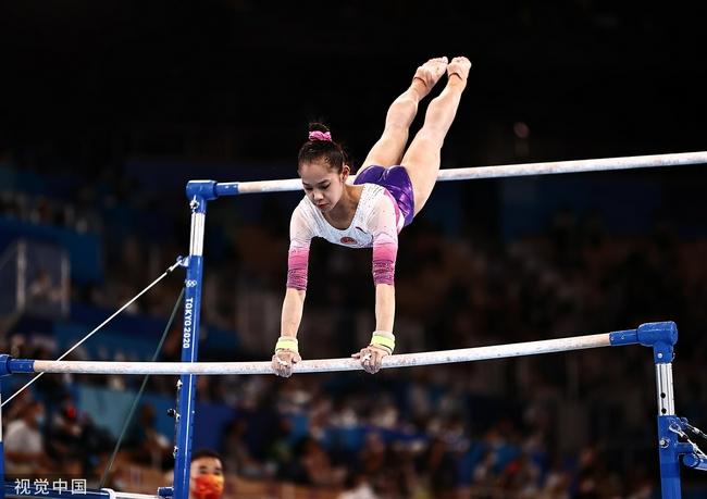 体操女子全能美国选手夺冠 唐茜靖第7芦玉菲第18