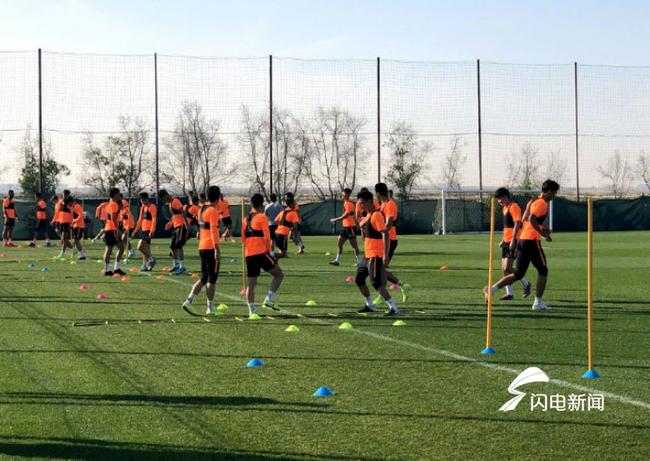 鲁能七名队员已经离队 U23边卫租借至新军永昌