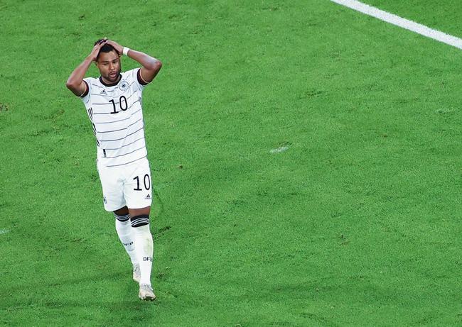 德国首次欧洲杯开门黑!2018年世界杯阴影再度袭来