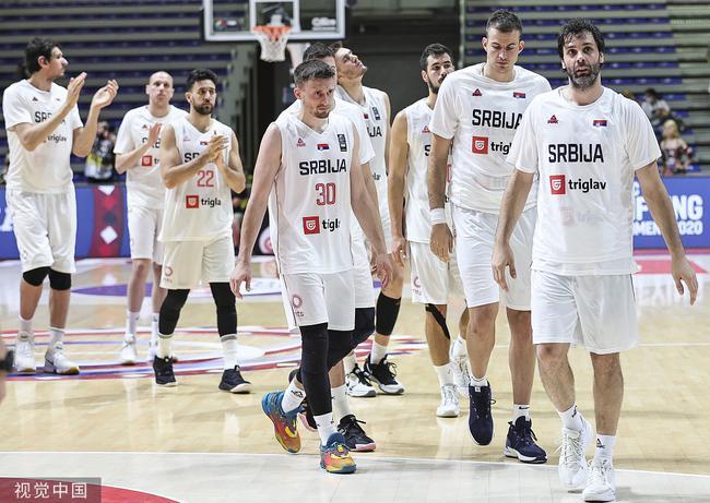 塞尔维亚爆冷无缘奥运!他称这结果是巨大耻辱