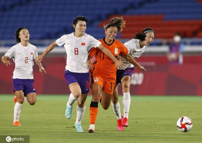 惨案!2-7!中国女足彻底被打懵 奥运赛场这表现