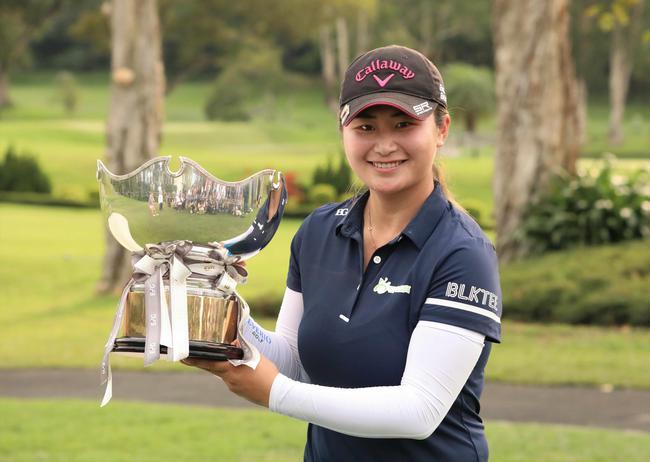 刘艳今年赢得的香港女子公开赛会是女子亚巡末了一场比赛吗?