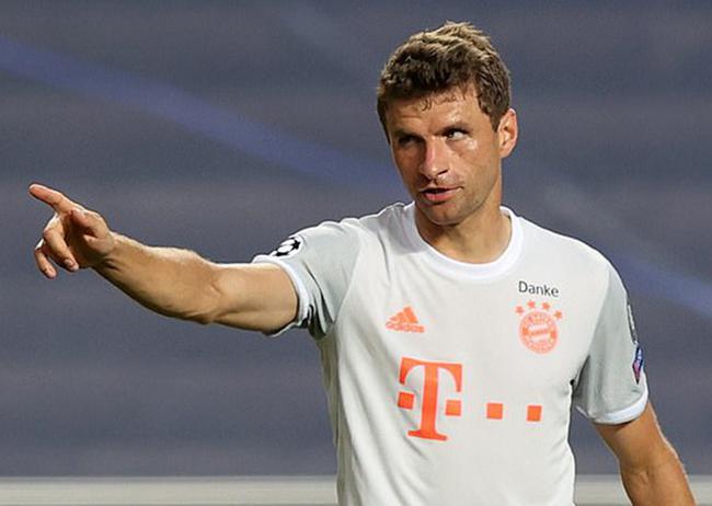 穆勒:拜仁没钱买梅西 巴萨在2比8惨剧前非常放松
