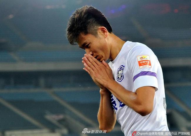 周海滨:我曾愧对天津球迷 有段记忆我永远记在心里