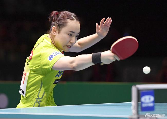 伊藤美诚拒绝参加全明星赛 目标只有东京奥运金牌