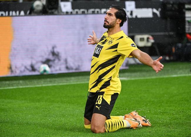 德甲第3轮开始5场较量,多特蒙德主场4比0完胜弗赖堡