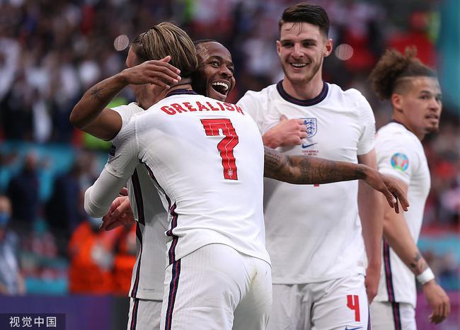 神巧合?英格兰小组赛3连零封 梦回55年前世界杯夺冠