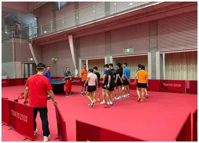 奥运会德国队也投诉乒乓场地小 国际乒联出手了
