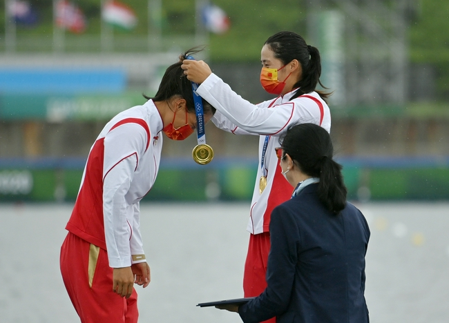 孟关良:2024巴黎奥运会女子划艇仍是重点 遗憾男子划艇丢金!
