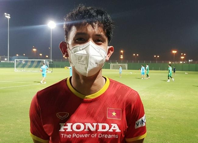 越南队后卫放话:中国队很强大 但我们会全力取胜!