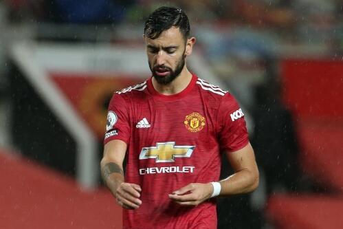 名帅:B费在曼联看起来不高兴 踢这方位浪费了他
