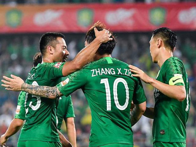 国安主场2-1战胜天津天海