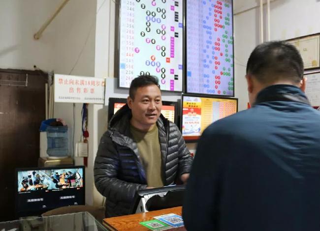 帝都男子10元中福彩3075萬 店主卻替他惋惜