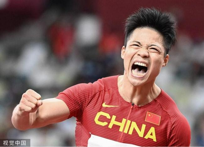 最大对手出局二号对手赢过两次 苏炳添奥运冲冠!