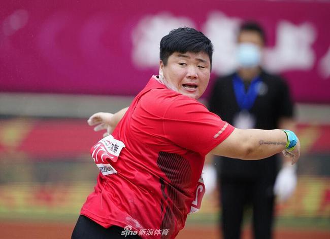 巩立姣铅球掷出今年世界最佳 该成绩奥运会稳夺冠