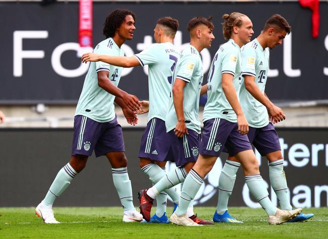 国际冠军杯-17岁新星进球 罗本助攻 拜仁3-1巴黎