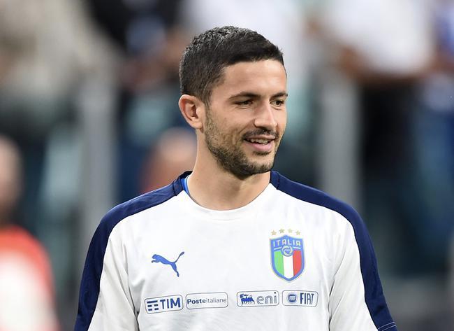 国米中场因伤退出意大利队 将缺席本届欧洲杯
