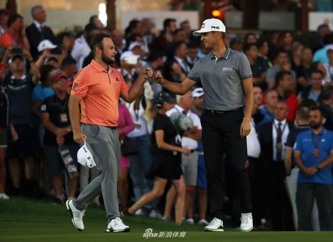 高尔夫男子世界排名:土耳其公开赛出现了罕见的一幕