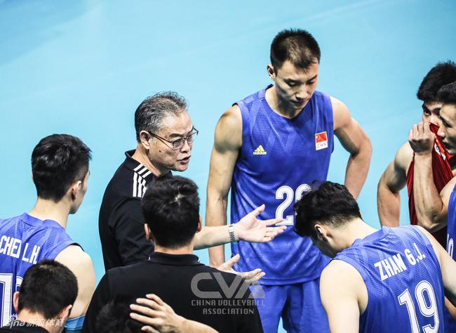 中国男排奥运资格赛名单逐渐明朗 近期即将公布