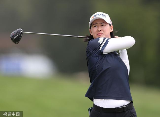 美迪惠尔锦标赛李旻冲LPGA首冠 有望创独特纪录