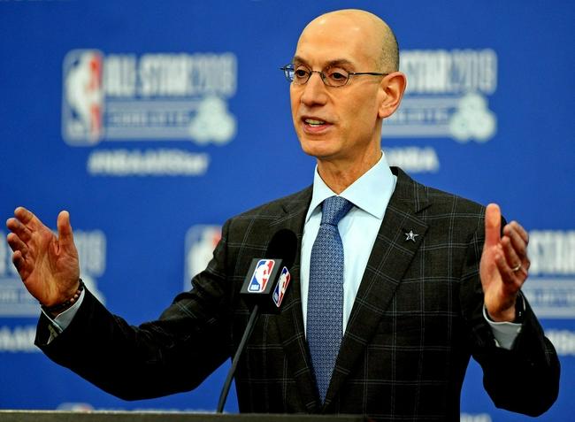 NBA总裁谈附加赛赛制 表示理解詹姆斯的反对