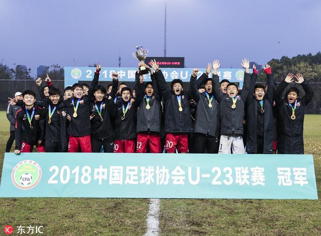 U23联赛冠军-上海上港