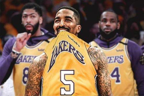JR:今年的湖人能打败2016的骑士 由于AD太强