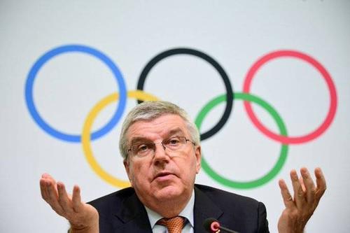 巴赫:不会强制参与东京奥运运动员接种新冠疫苗