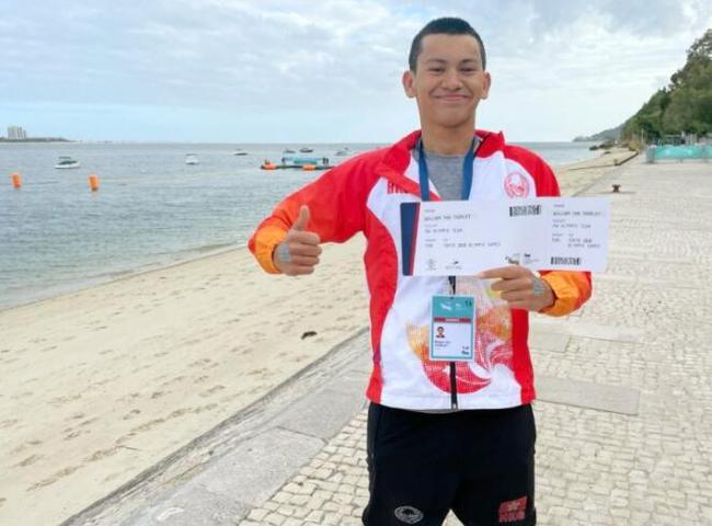 中国香港游泳捷报频传 多个项目首次抢下奥运门票