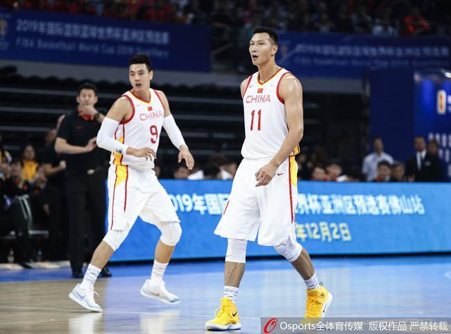 中国男篮大胜黎巴嫩