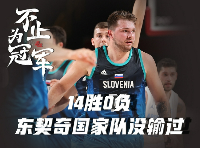 14胜0负!有东契奇后斯洛文尼亚男篮还没输过