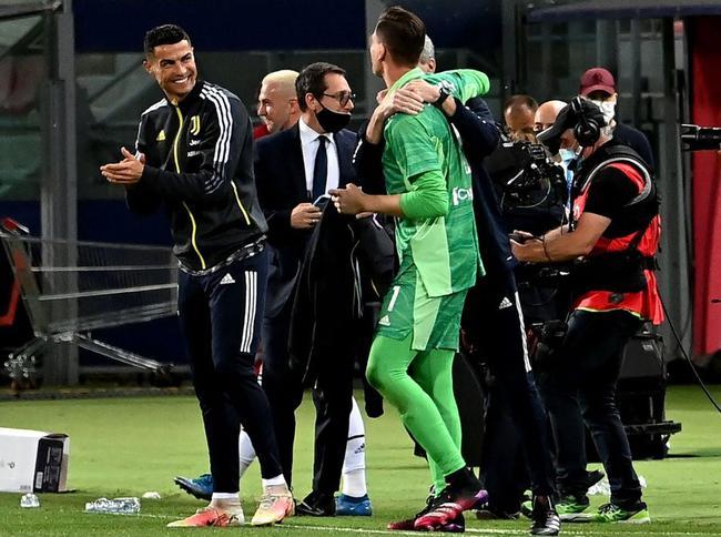 意甲2020-21赛季一览:AC米兰尤文进欧冠 C罗金靴