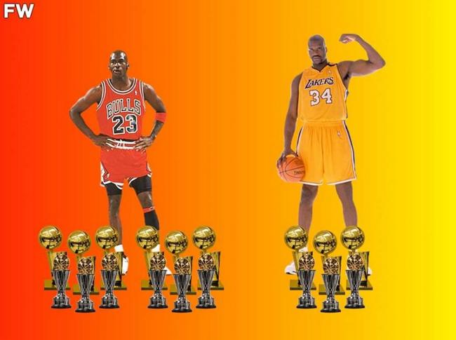 冷知识:连续3次拿到冠军+FMVP,全NBA只有他俩